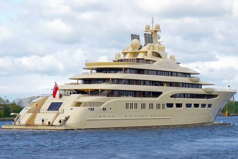 Dilbar - $256 millones