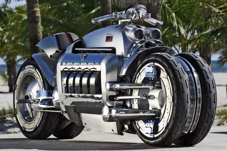 Dodge Tomahawk V10 Superbike - 500.000 euros