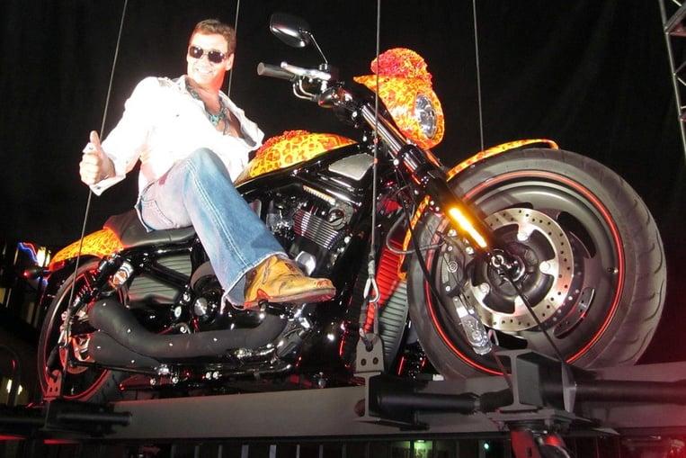 Harley-Davidson Cosmic Starship – 2,7 millones de euros