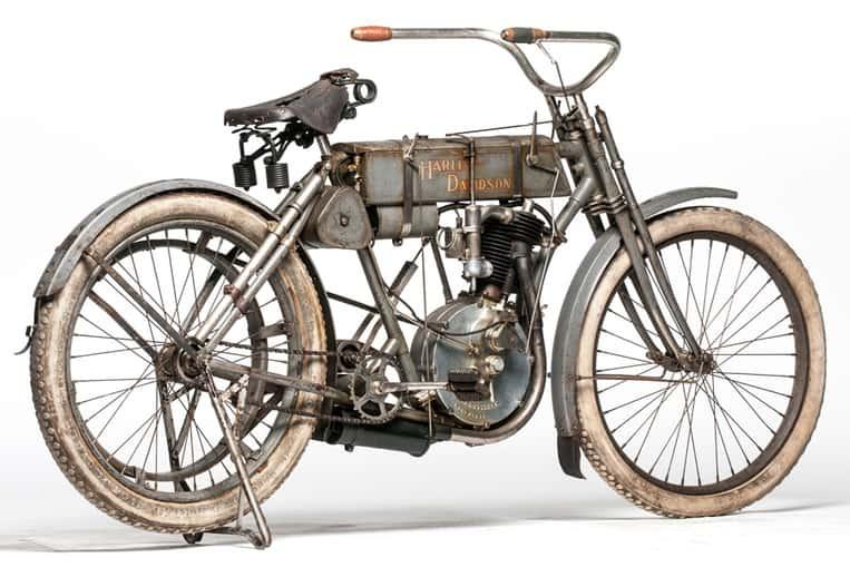 Harley-Davidson Strap Tank – 649.000 euros