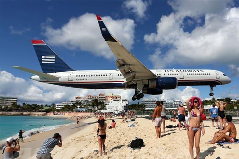 Aeropuerto Princesa Juliana, St Maarten