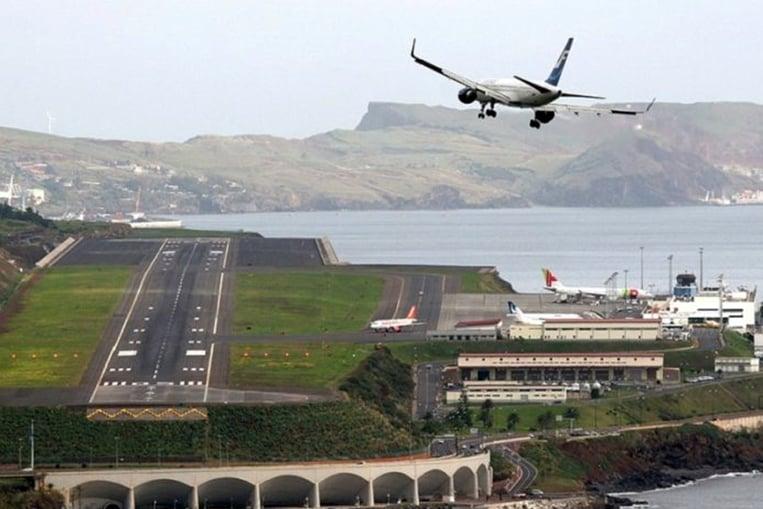 Aeropuerto Internacional de Madeira, Portugal