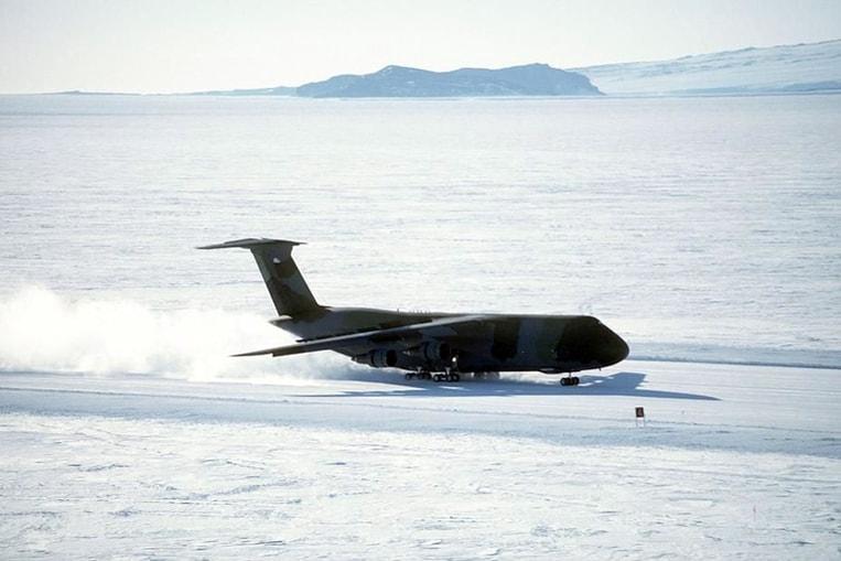 Estación McMurdo, Antártida