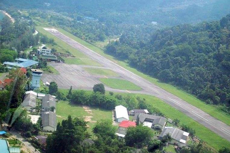 Aeropuerto Tioman, Malasia