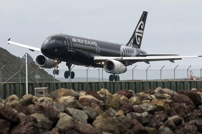 Aeropuerto Internacional Wellington, Nueva Zelanda