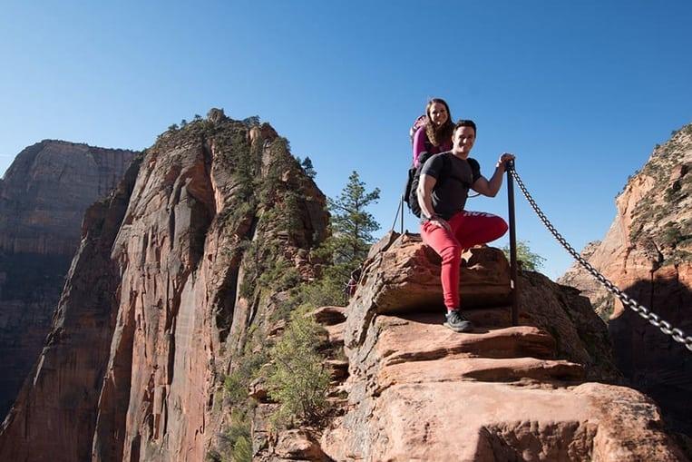 Angel Landing, Otra Joya de los Parques Nacionales de EE.UU.