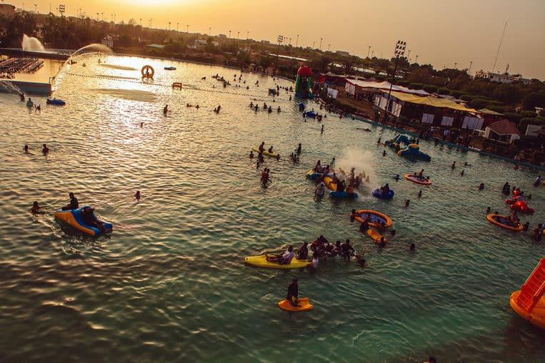Dreamworld Fun Lagoon, Pakistan