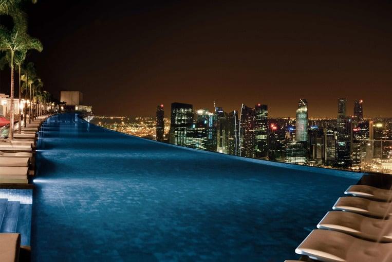 Marina Sands Skypark, Singapore